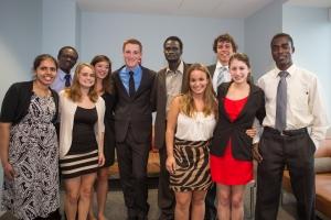 Banaa Scholars and Banaa Team